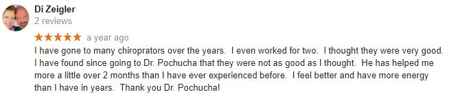 West Texas Clinic of Chiropractic Patient Testimonial